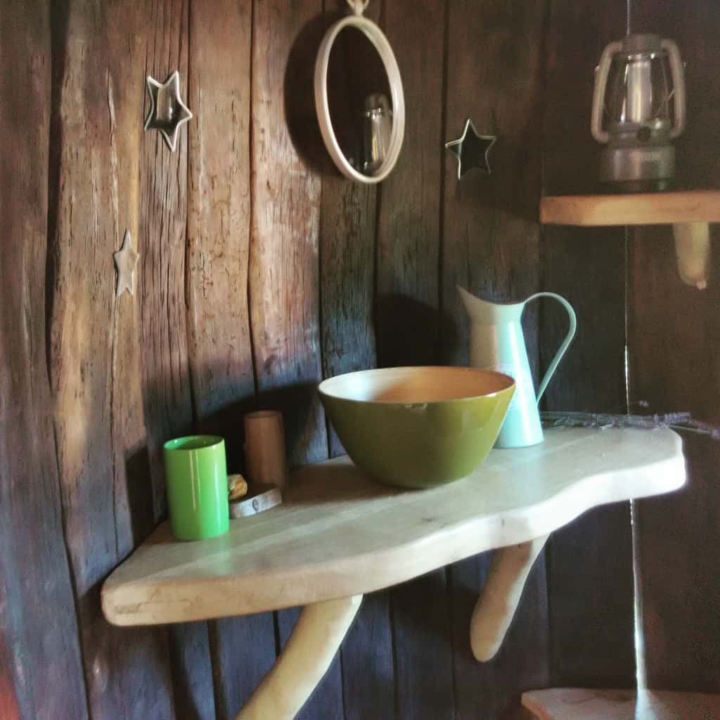 cabaña-wc