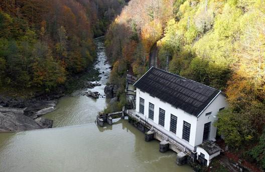Bosque de Irati en otoño