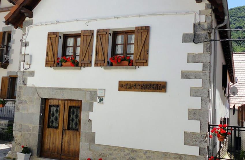 Casa Rural Sastrarena