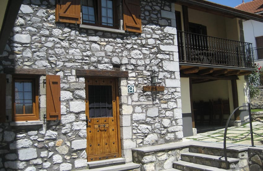 Casa Rural Txikirrin-Txiki