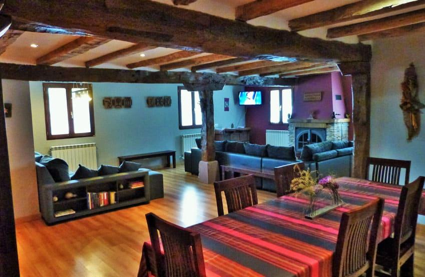 Casa Rural Enekoizar en Abaurrea Alta