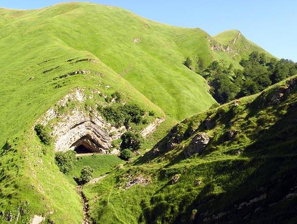 Cueva de Arpea Selva de Irati
