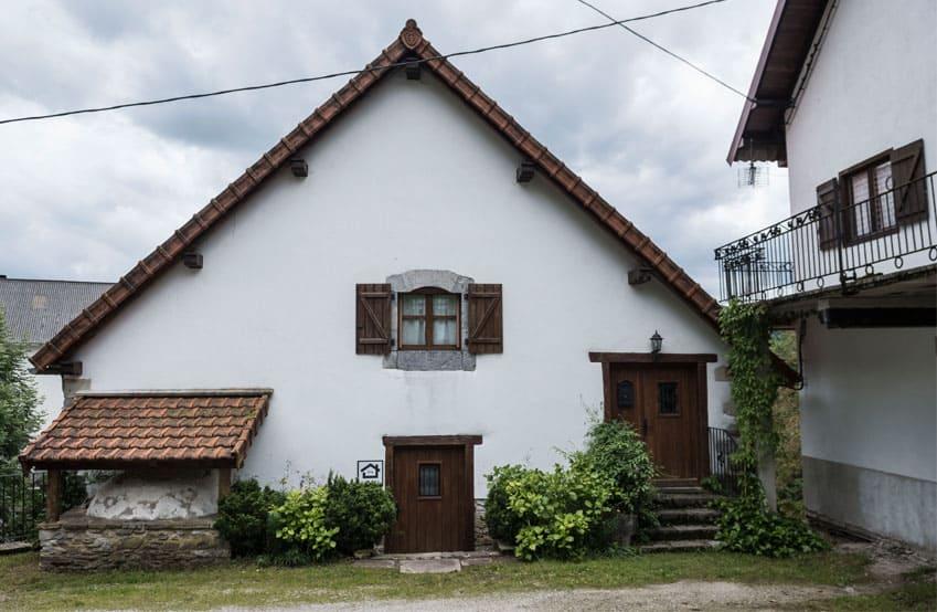 Gîte rural Erteikoa