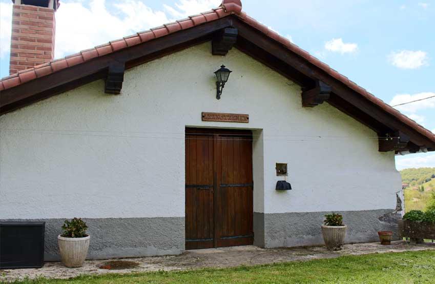 Casa rural Lazkotzenea