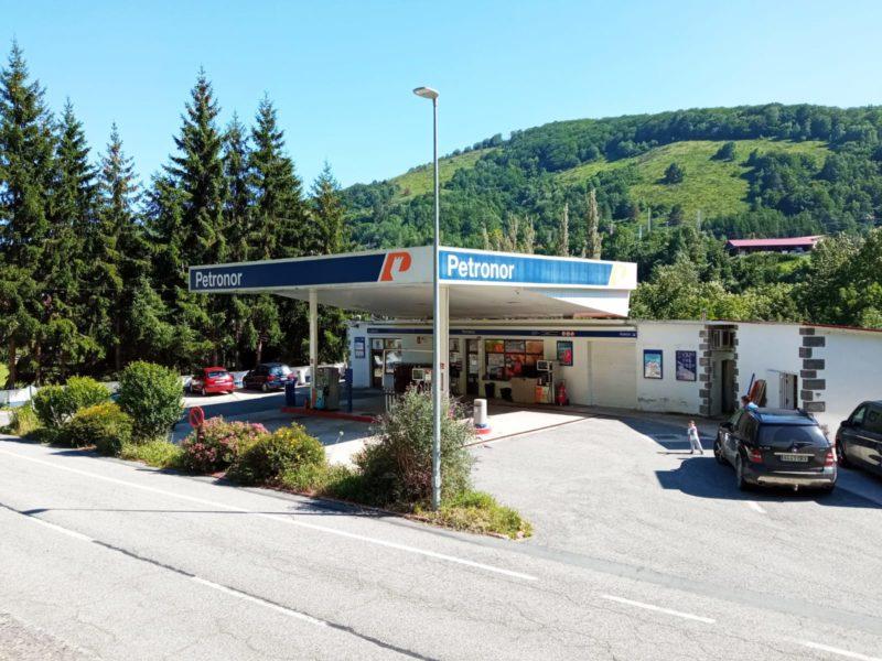 Gasolinera Aribe